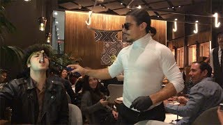 THE FAMOUS NUSRET SALTBAE EXPERIENCE IN NEW YORK CITY