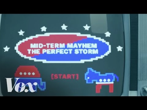 What will determine the 2014 midterms,explained in 8 bits