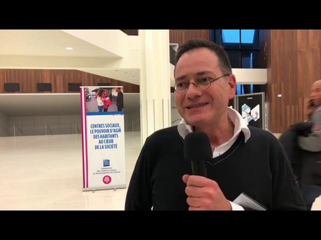 Interview de Jean Luc Hilgert Lubas, délégué à la fédération du Haut-Rhin, JPAG 2018