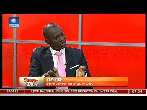 Analysts Fault Buhari's $16Bn Power Sector Allegation Pt 1 | Sunrise Daily |
