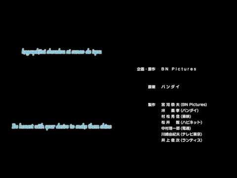 Aikatsu Stars! Movie Ending Credits