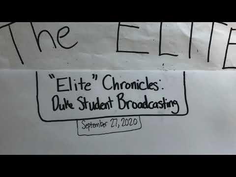 """""""Elite"""" Chronicles: Duke"""