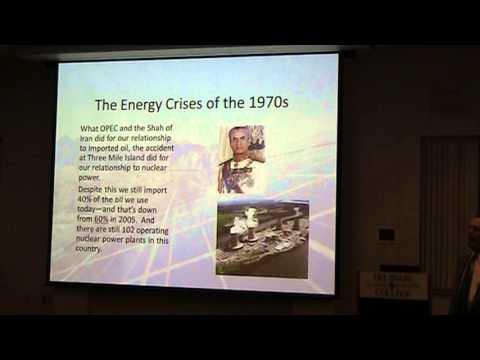 Energy and Sustainability Speaker Series:  Andrew Zimmerman