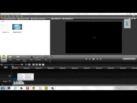 How To Combine Multiple Videos Into One   Camtasia Studio   YouTube