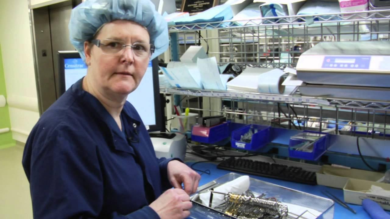 Sterile Processing Technician Cover Letter