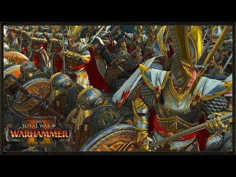 Epic DWARF Siege Defense Vs Vampire Coast  - Total War: Warhammer 2 Online Battle Gameplay