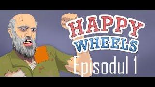 Happy Wheels-Calatorim prin pamant (Episodul 1)