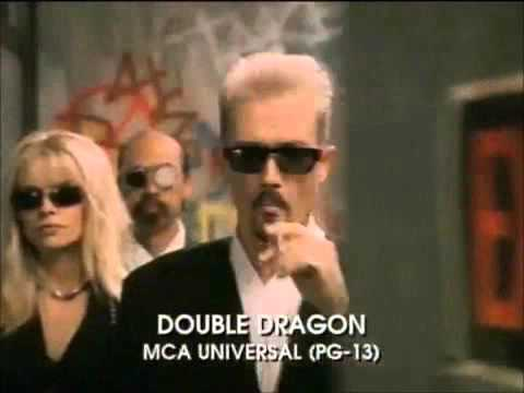 Double Dragon 1994 Trailer Youtube