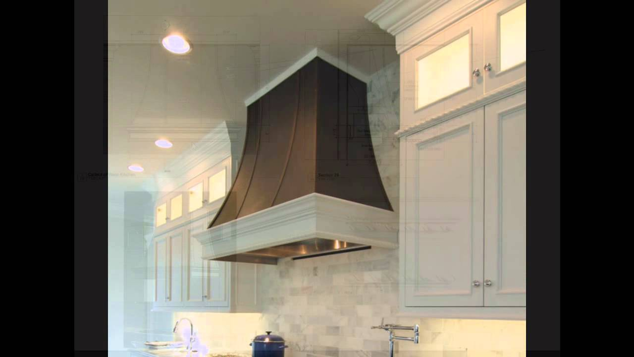 Kitchen Hood Design And Fabrication YouTube - Kitchen hood design