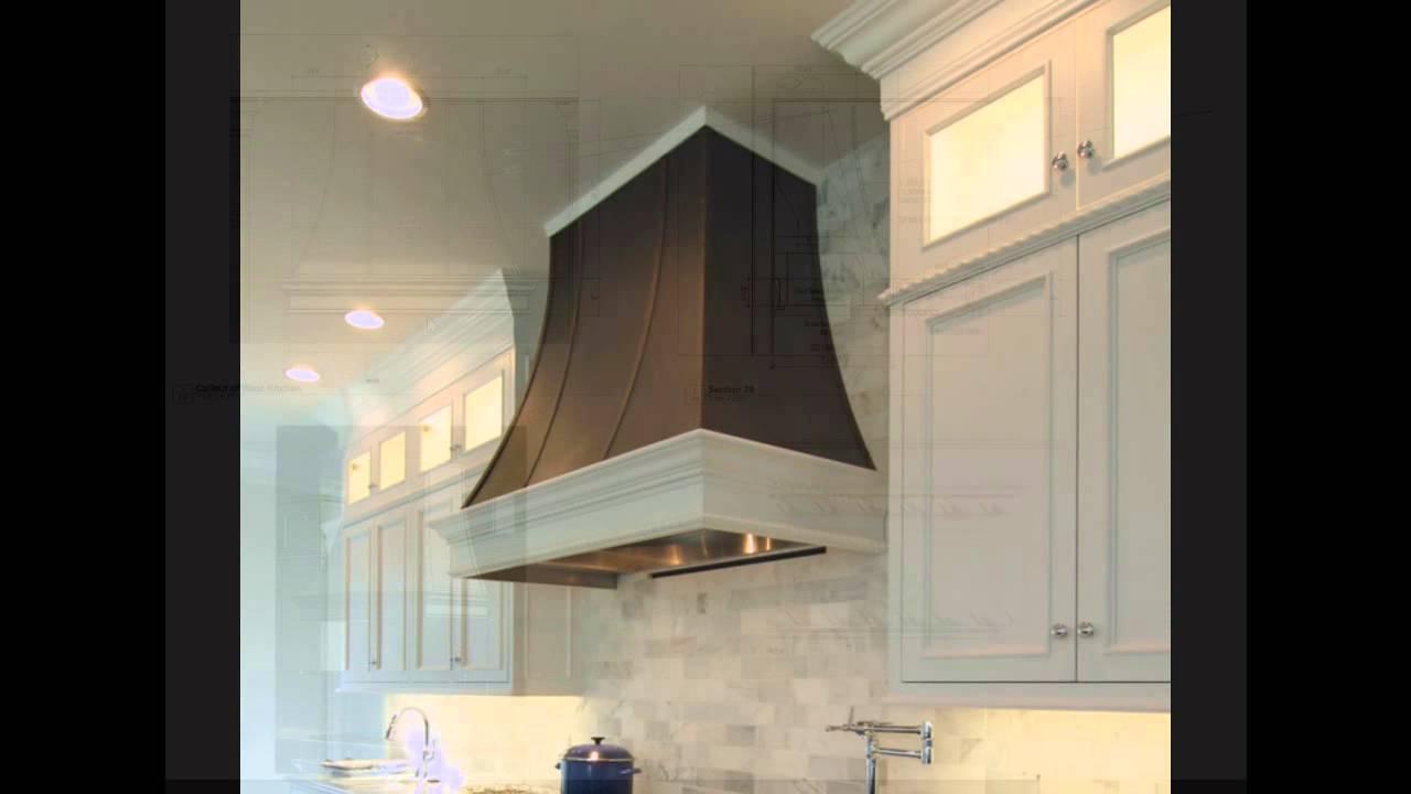 Best Kitchen Gallery: Kitchen Hood Design And Fabrication Youtube of Design Kitchen Hoods on rachelxblog.com