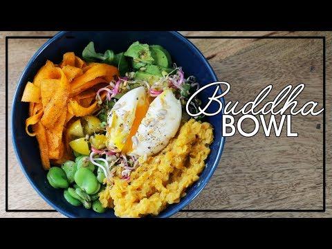 La Minute Veggie : Comment Préparer Un Buddha Bowl ?