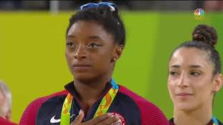 Dear Hard Work Simone Biles