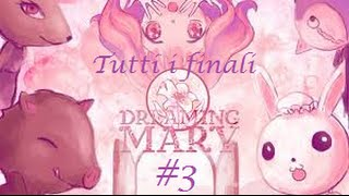 Dreaming Mary #3 - Tutti i finali - Gameplay ITA Rpg Horror