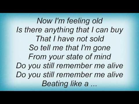 Eskimo Joe - Beating Like A Drum Lyrics