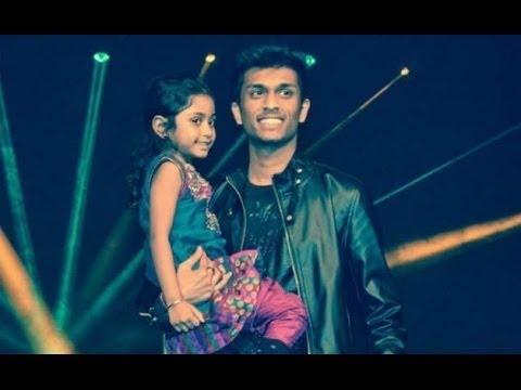 Shanujaa with Teejay