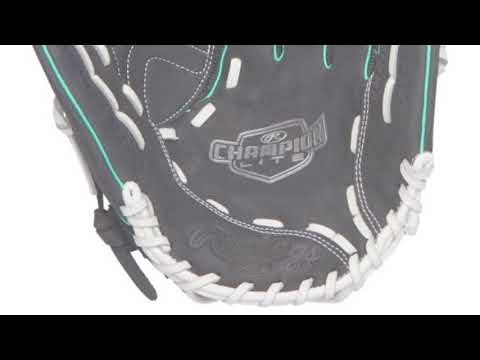 2874a3375af Rawlings Champion Lite CL120BMT 12 inch Softball Glove
