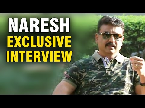 Actor 'Naresh' in special Chit Chat - Taara | V6 Exclusive
