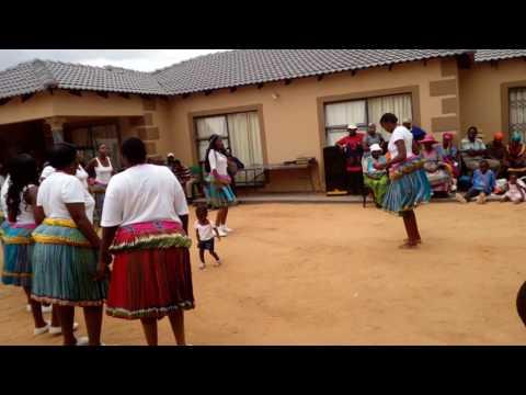 Xibelani ceremony Tsonga music MP