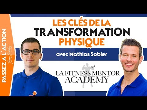 FITNESS MENTOR ACADEMY EPISODE 3 [Transformation physique] M