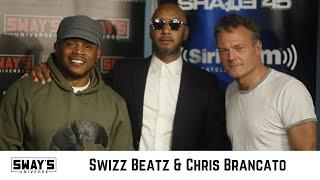 "Swizz Beatz & Chris Brancato  on the Making of ""The Godfather of Harlem""   SWAY'S UNIVERSE"