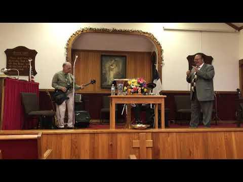 Richard Lindale at Lebanon Wesleyan Church