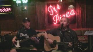 Wild World (acoustic Cat Stevens cover) - Mike Masse and Jeff Hall