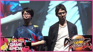 DBFZ: GO1 Vs Kaimaato (Worlds Best Vegito) Tokyo Game Show