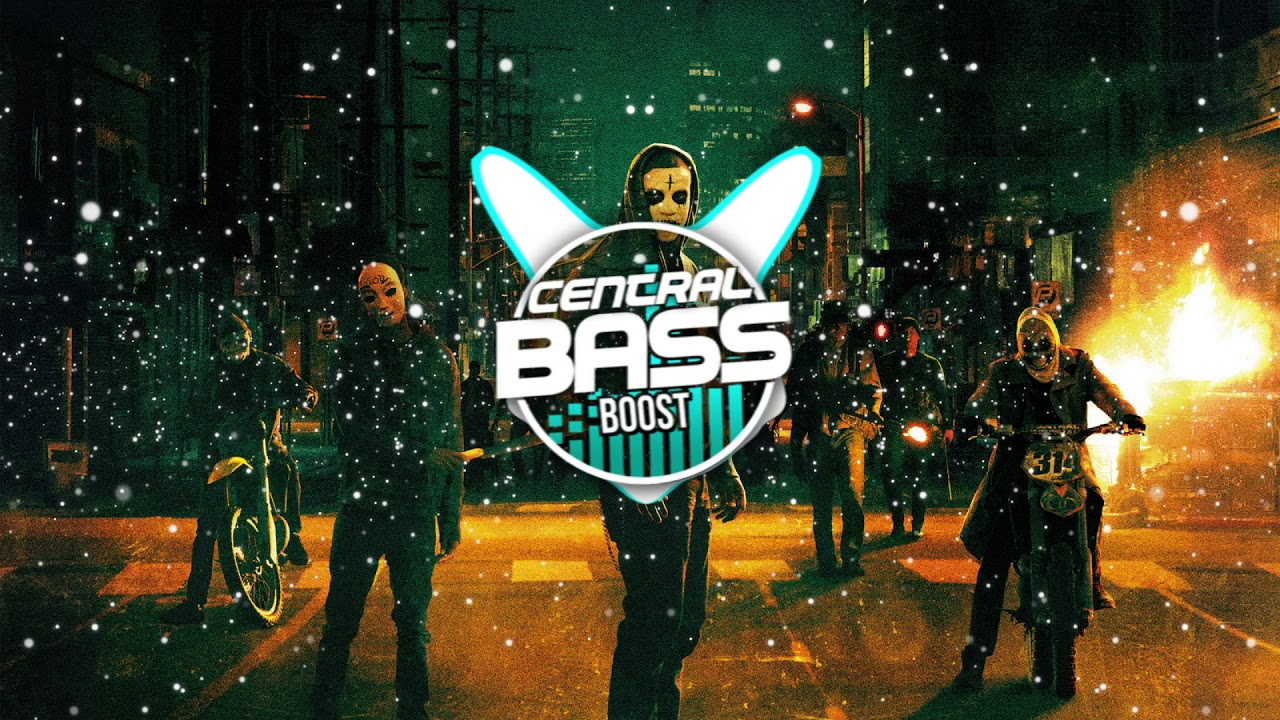 The Purge (Remix) (Dyne Halloween Intro Mashup) [Bass Boosted] @CentralBass12 #1