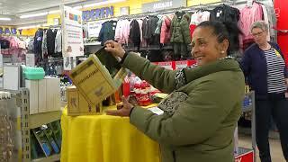 Sinterklaascadeautjes doneren voor kinderen van Voedselbank