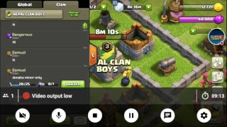 My Clash of Clans Stream✔✔✔let review your base😁😁😁😁😁😂😂