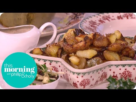 Hugh Fearnley-Whittingstall's Vegetarian Christmas   This Morning