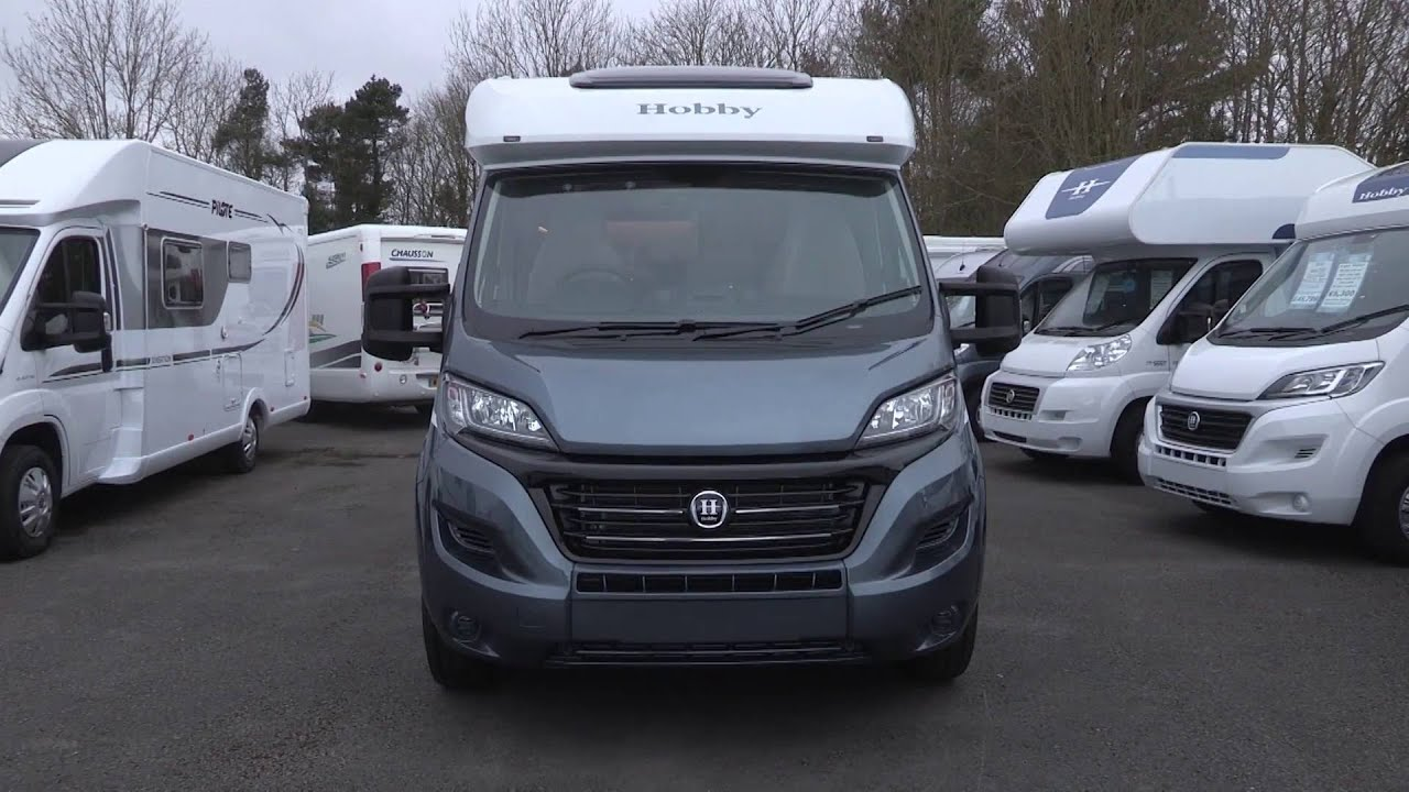 06141a303e The Practical Motorhome Hobby Optima De Luxe V65 GE review - YouTube