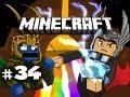 Minecraft: Asgard Adventures w/Nova, Ze & Kootra Ep.34 - A NEW VILLAGE