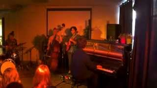 Lindell, Molin & Wangendahl - Lullaby Of Birdland ft Oscar Calle Broberg