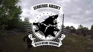 Flag Domination - On Target Paintball - Cerberus Airsoft