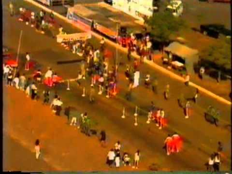 Corrida do Fogo - Brasília - 1997