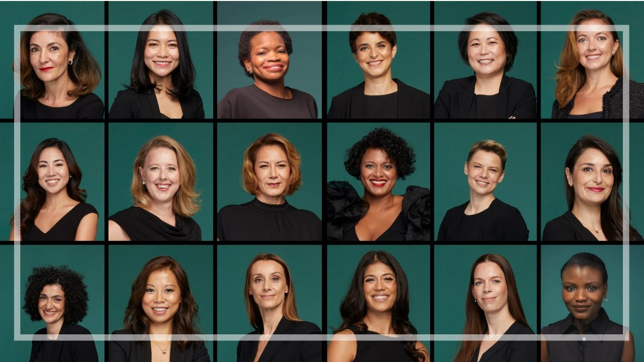 ✅ INSEAD CELEBRATING WOMEN WHO HAVE PUSHED BEYOND LIMITS