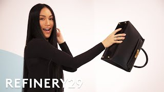 What's In Stephanie Shepherd's Bag | Spill It | Refinery29