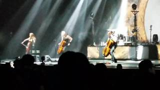 Apocalyptica - Till Death Do Us Part [HD] - Shadowmaker World Tour @ Mexico City 2016
