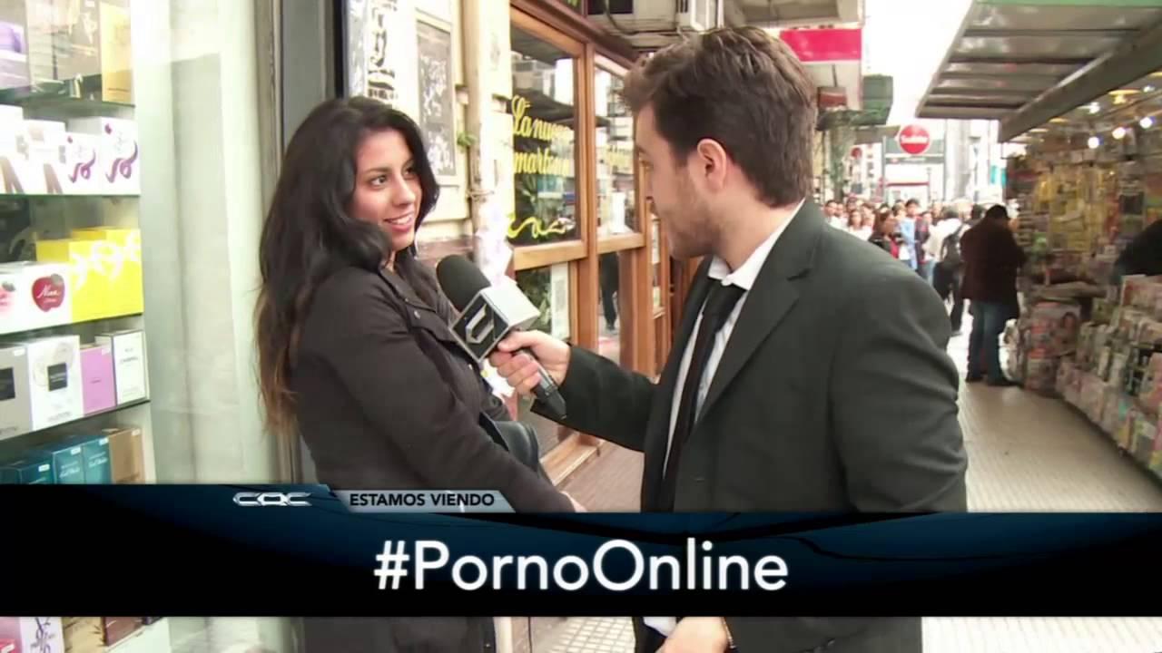 Poringa y el porno argentino según CQC