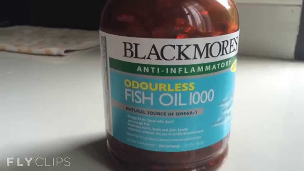 Jual Minyak Ikan Blackmores Odourless Fish Oil 1000mg Vitamin 2 Gratis 1 Btol Kapsul Salmon Australia Wa087772810861 Youtube