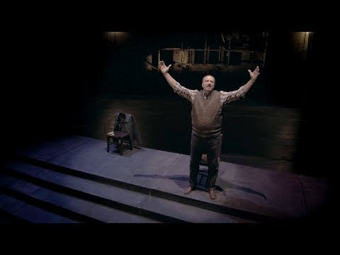 Behold! The Gospel According to Mark – a solo staged adaptation of the Gospel of Mark