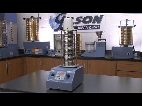 Sieve Shakers: Gilson Performer III 3in Sieve Shaker (SS-3)