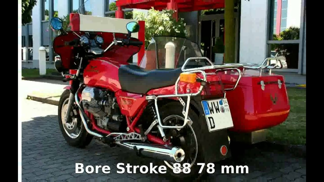 moto guzzi mille 1000gt specification and details - youtube