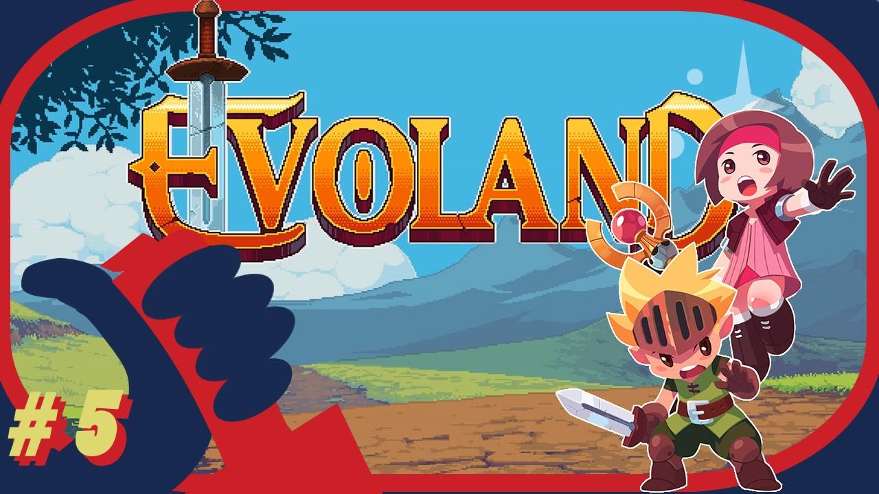evoland you got lazy mushroom jokes part 5 gamehiker youtube