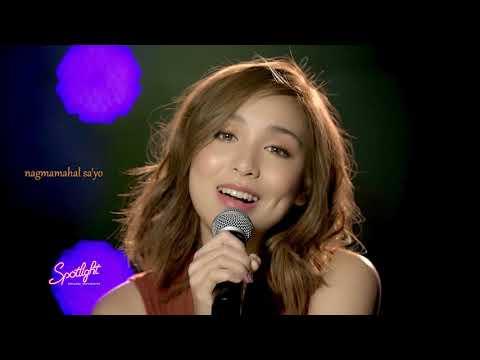 "Kyline Alcantara sings ""PARANG BALIW"" (Theme song of GMA7's ""While You Were Sleeping"")"