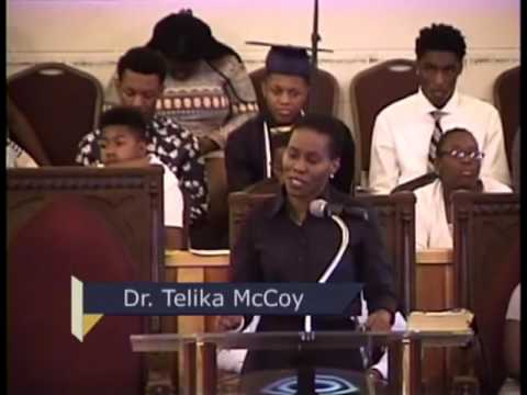 """Sermon #2...Dr. McCoy preached 3-times.  This is the 10am sermon: """"The Disciples' Final Exam"""""""