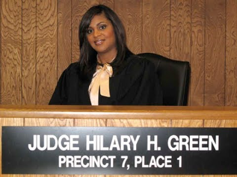 Texas Supreme Court Suspends Embattled Judge In Houston Amid Allegations!