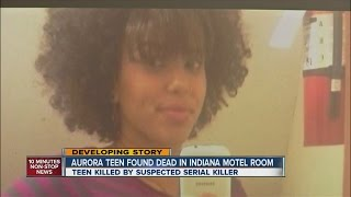 Aurora teen victim of alleged serial killer