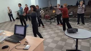 Спиральная гимнастика (проводит И.В.Марченко)